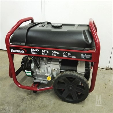 POWERMATE Generators Power Systems Auction Results - 4