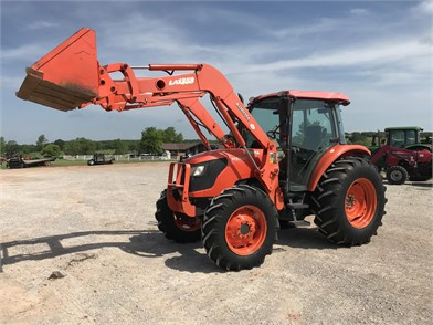 Kubota 40 HP To 99 HP Tractors Auction Results - 64 Listings