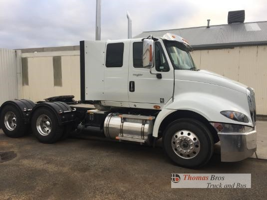 2017 International Prostar Extended Cab Thomas Bros Truck & Bus  - Trucks for Sale
