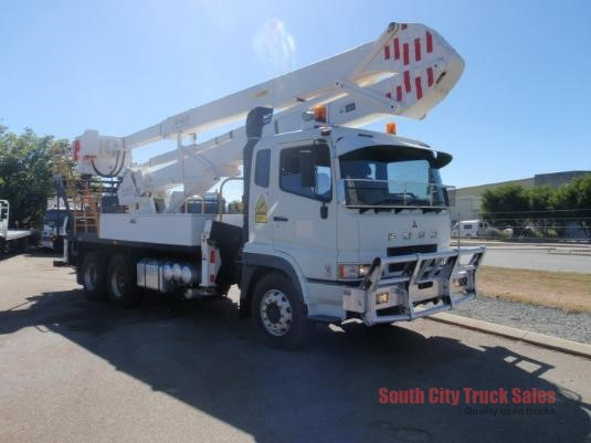 2007 Fuso FV51J South City Truck Sales - Trucks for Sale