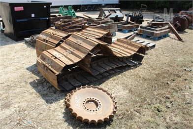 TRACKS & SPROCKETS FOR JOHN DEERE Other Auction Results - 1