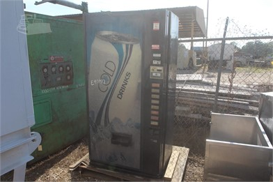 ELEC  CAN DRINK MACHINE-SKID MTD Other Auction Results - 1 Listings