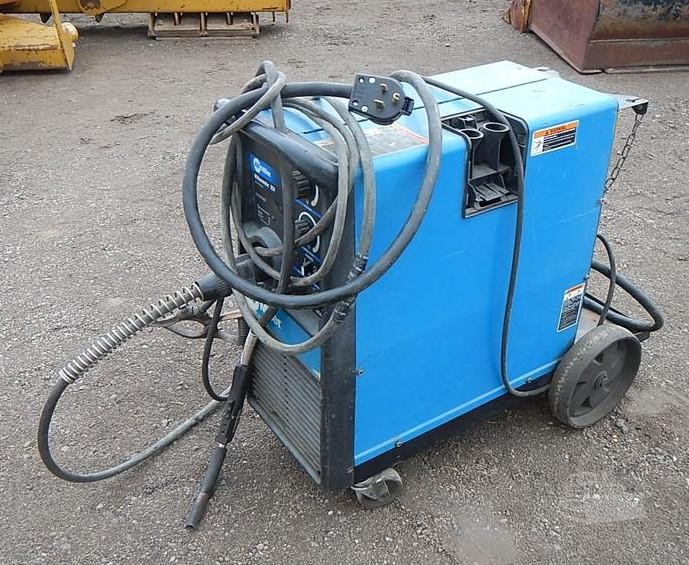 Miller Millermatic 251 For Sale 1 Listings Machinerytrader Com Page 1 Of 1