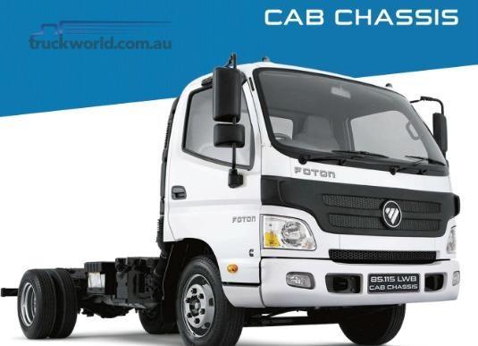 2018 Foton Aumark - Trucks for Sale
