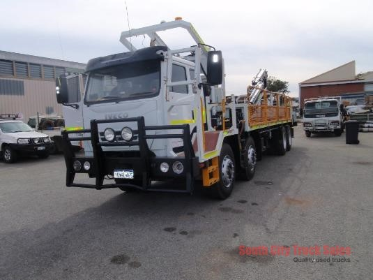 2010 Iveco Acco 8x4 South City Truck Sales - Trucks for Sale
