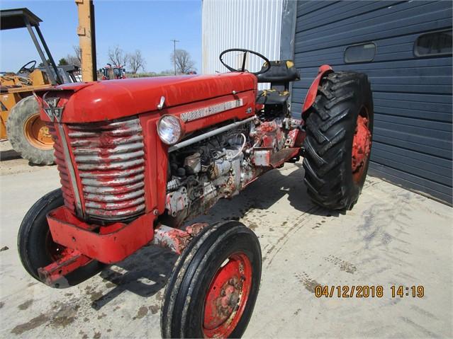 1963 MASSEY-FERGUSON 65 For Sale In Eldon, Missouri