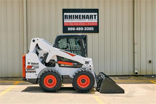 New Bobcat Wheel Skid Steers For Sale By Rhinehart Equipment