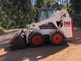 0 Bobcat S185 Heavy Machinery for Sale