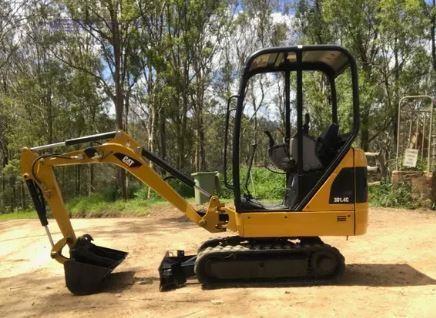 0 Caterpillar 301.4C - Heavy Machinery for Sale