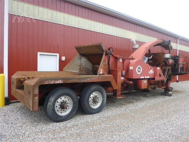 Pull-Behind Wood Chippers Logging Equipment For Sale From Landmark