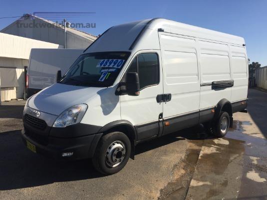 2015 Iveco Daily 70c17 - Truckworld.com.au - Light Commercial for Sale