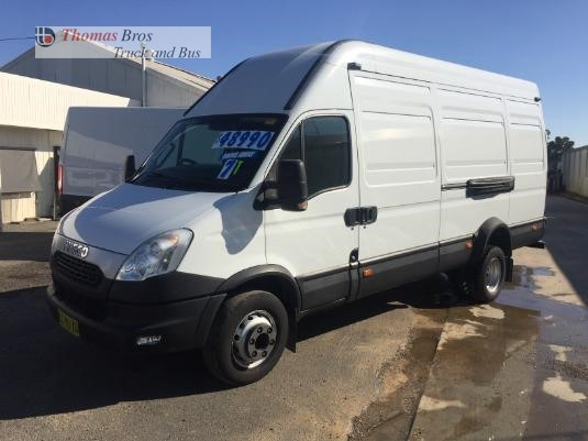 2015 Iveco Daily 70c17 Thomas Bros Truck & Bus  - Light Commercial for Sale