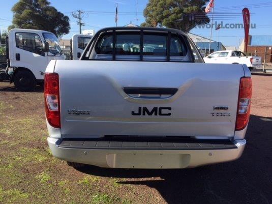 2018 JMC Vigus Euro 5 4x4 LX Diesel - Truckworld.com.au - Light Commercial for Sale