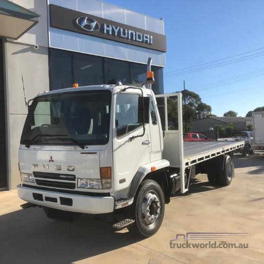 2007 Mitsubishi Fighter FM600 - Truckworld.com.au - Trucks for Sale