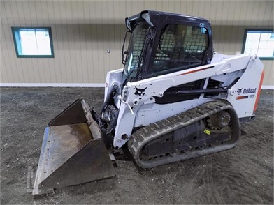Bobcat Track Skid Steers Auction Results - 1064 Listings