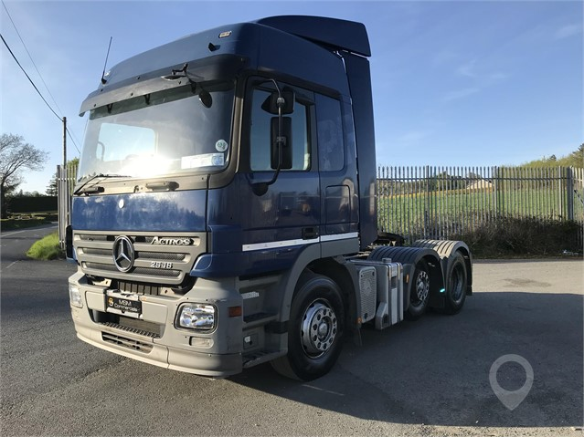 784bab1886 Used 2006 MERCEDES-BENZ ACTROS 2546 For Sale in Omagh Co Tyrone ...