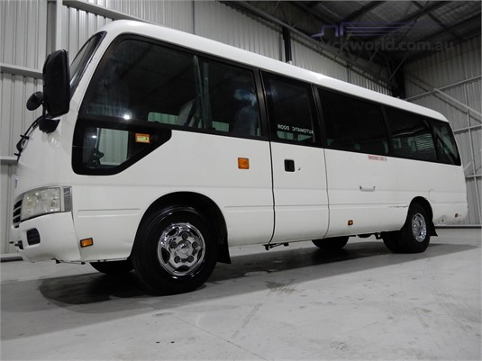 2156501da1 2007 Toyota Coaster Bus Mini Coach bus for sale National Trucks in ...