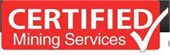 Certified Mining Services - Logo