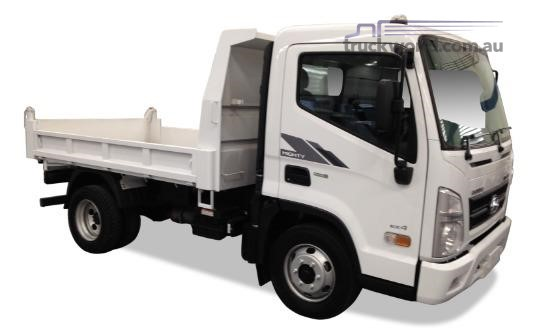 2018 Hyundai Mighty EX4 SWB Factory Tipper Trucks for Sale