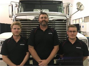 Freightliner announces Technician of the Year