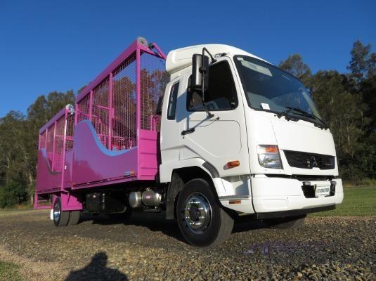 2015 Fuso Fighter 7 FK62 Trucks for Sale