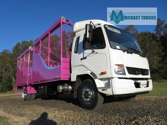 2015 Fuso Fighter 7 FK62 Midcoast Trucks - Trucks for Sale