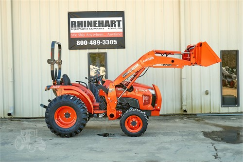 New Kubota Less Than 40 HP Tractors For Sale By Rhinehart