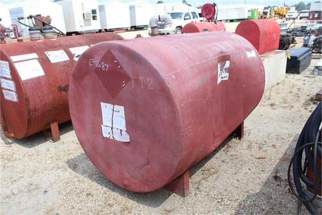 500 Gallon Fuel Tank >> Lot 772 500 Gallon Diesel Fuel Tank Skid Mtd