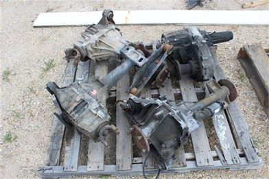 3) Front Axles & (1) Transfer Case Other Auction Results - 1
