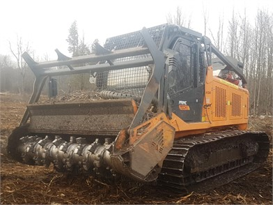 PRIME TECH Mulchers Forestry Equipment For Sale - 24 Listings