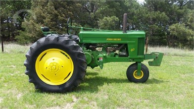 JOHN DEERE 40 HP To 99 HP Tractors Auction Results - 1626