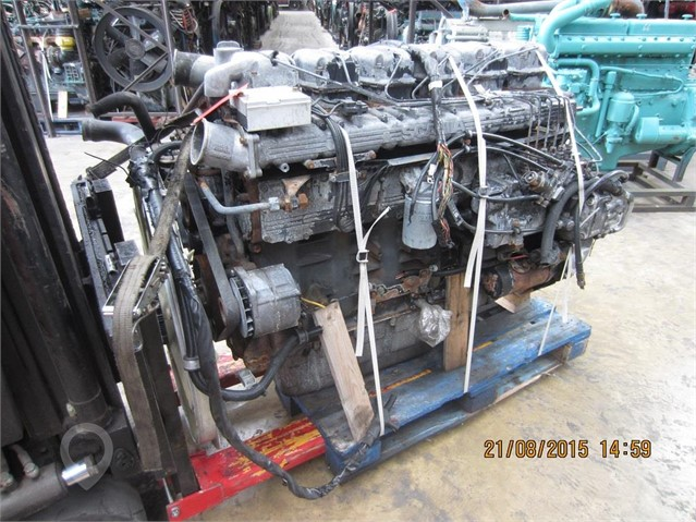 1997 SCANIA DC12.01 at TruckLocator.ie