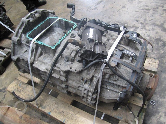 2007 ZF 12AS2130TD at TruckLocator.ie