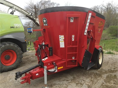 Feed/Mixer Wagon For Sale In Ohio - 53 Listings