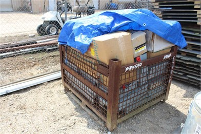 LOT OF ELECTRICAL SUPPLY BOXES Other Auction Results - 1 Listings