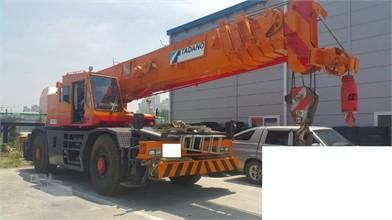 TADANO TR500M-1 For Sale - 9 Listings | MachineryTrader com