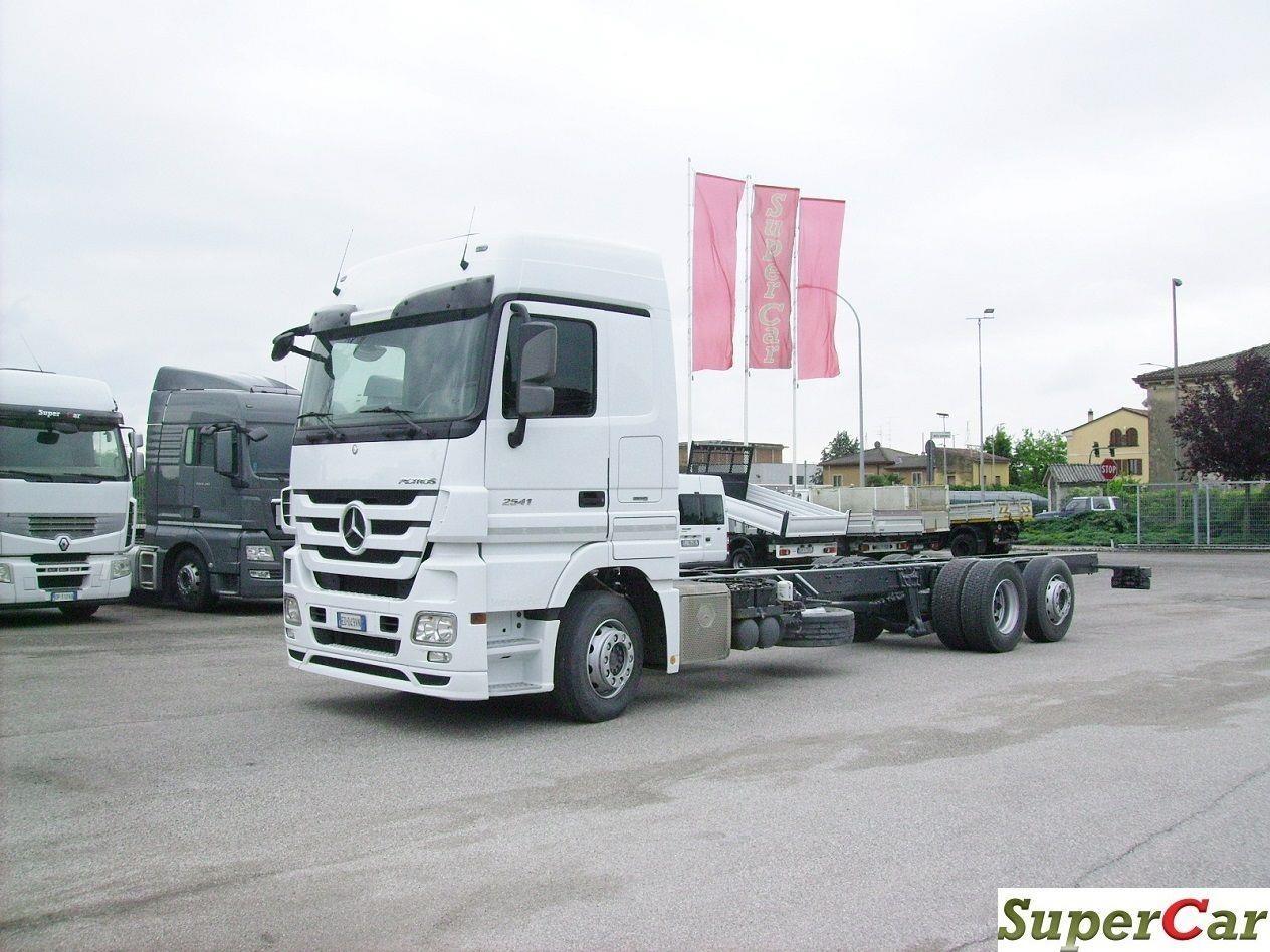 Mercedes-Benz ACTROS 2541 Usato