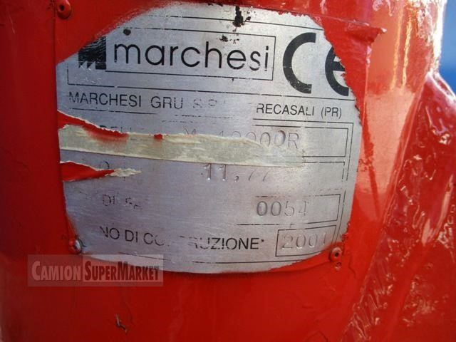 MARCHESI M10000R used 2001