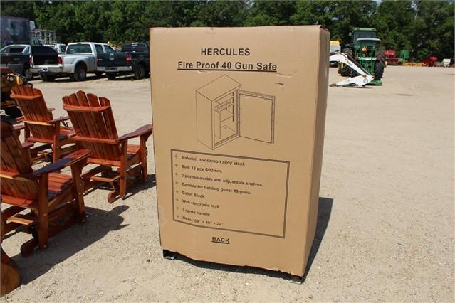 MarketBook com gh | HERCULES 40 GUN SAFE   Auction Results
