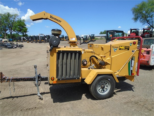 2013 VERMEER BC1000XL For Sale In Des Moines, Iowa