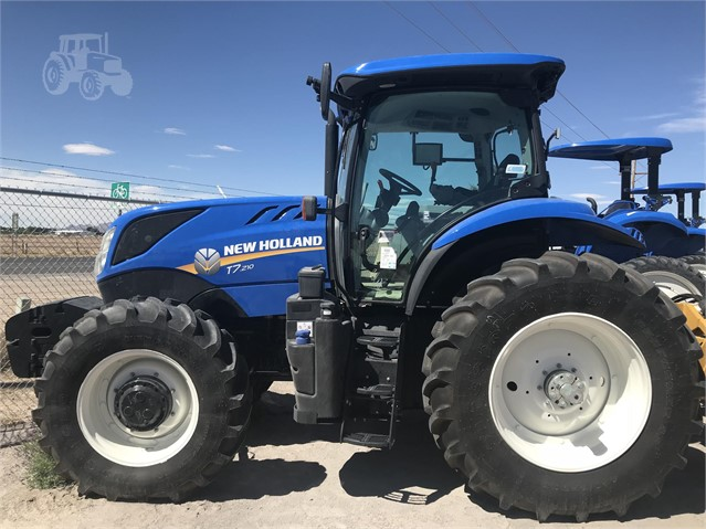 2017 NEW HOLLAND T7 210 For Sale In Las Cruces, New Mexico | www