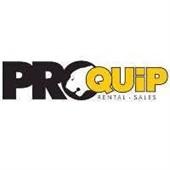 Proquip Rental & Sales - Logo