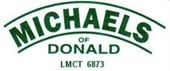 Michaels of Donald - Logo
