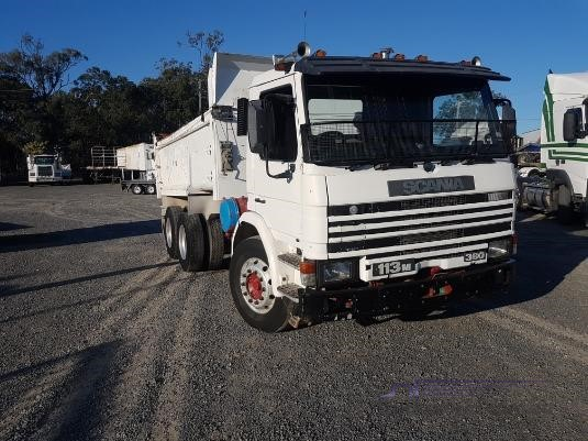 1996 Scania 113M - Trucks for Sale