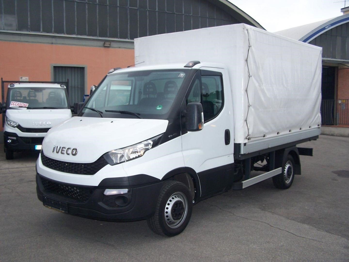Iveco DAILY 33S11