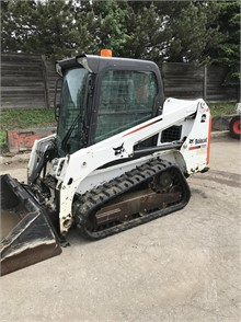 Bobcat Track Skid Steers For Sale - 1695 Listings