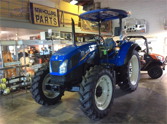 2016 New Holland T4.115 - Farm Machinery for Sale