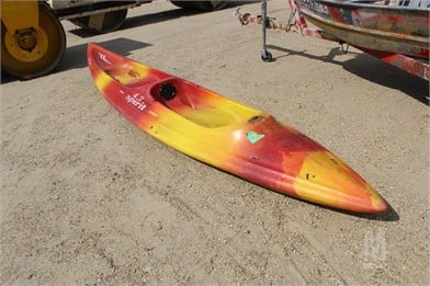 2 PERSON KAYAK Other Auction Results - 1 Listings
