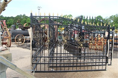20' IRON GATES Other Auction Results - 7 Listings