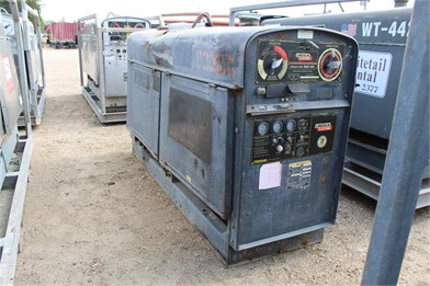 Lincoln Electric Generators Power Systems Auction Results